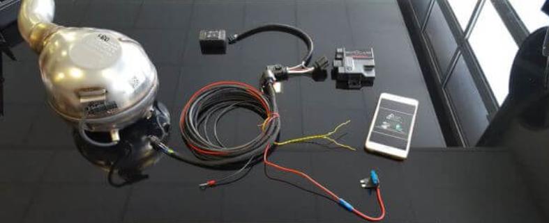 active sound system