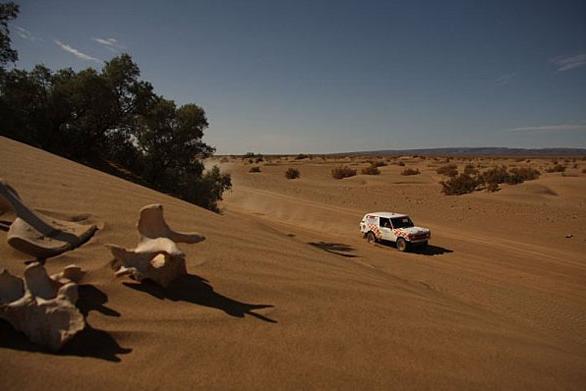 Opter pour la location d'un 4×4 pour partir à la découverte du Maroc